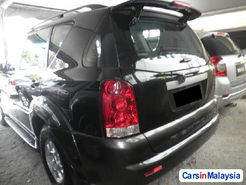 Ssangyong Rexton Automatic 2005