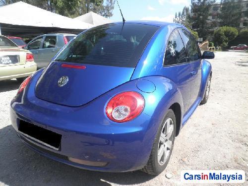 Volkswagen Beetle Automatic 2007