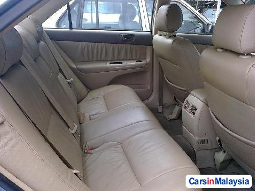 Toyota Camry Automatic 2003 in Malaysia