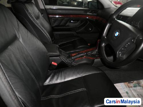 BMW 5 Series Automatic 2002 in Malaysia