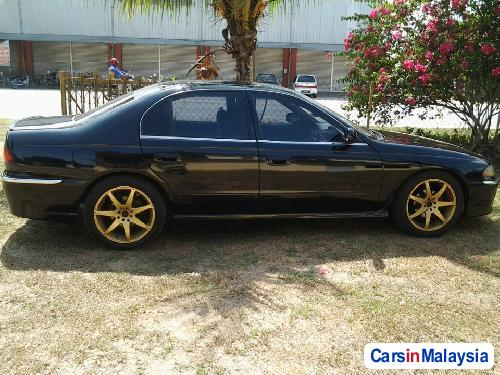 Picture of Proton Perdana 1995