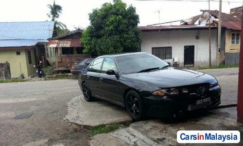 Pictures of Proton Perdana Automatic 1995