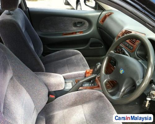 Proton Perdana Automatic 1995