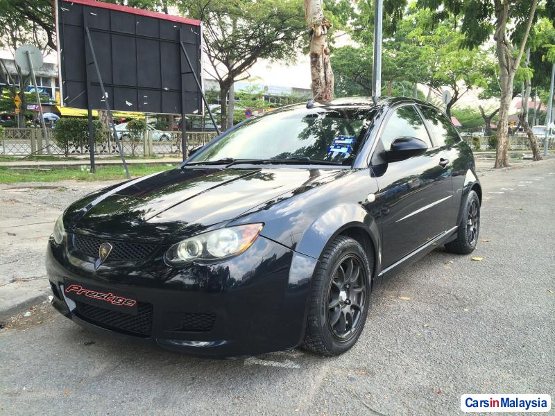 Picture of Proton Satria neo Automatic 2006