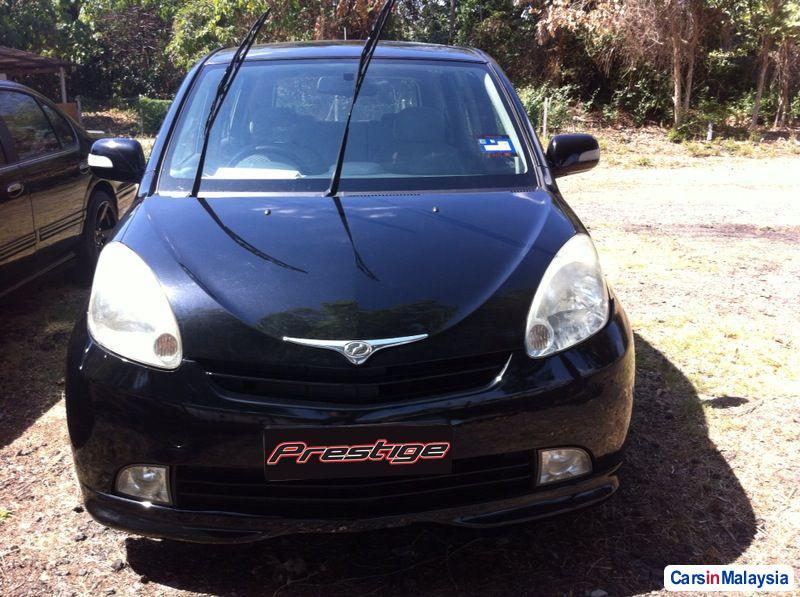 Perodua Myvi Manual 2007