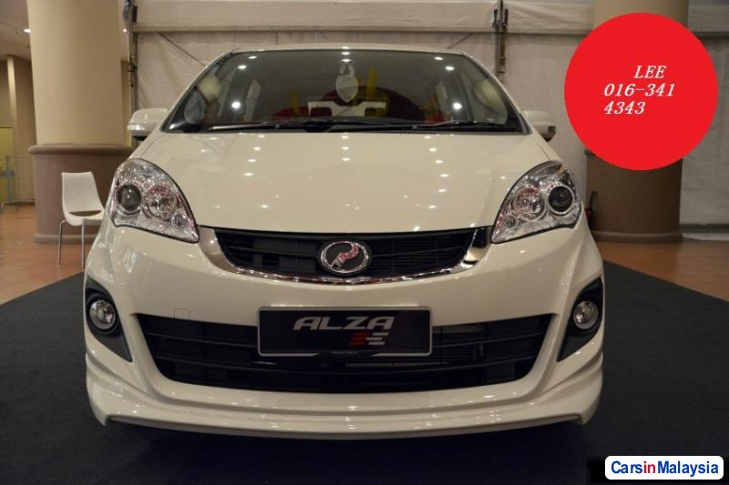 Picture of Perodua Alza