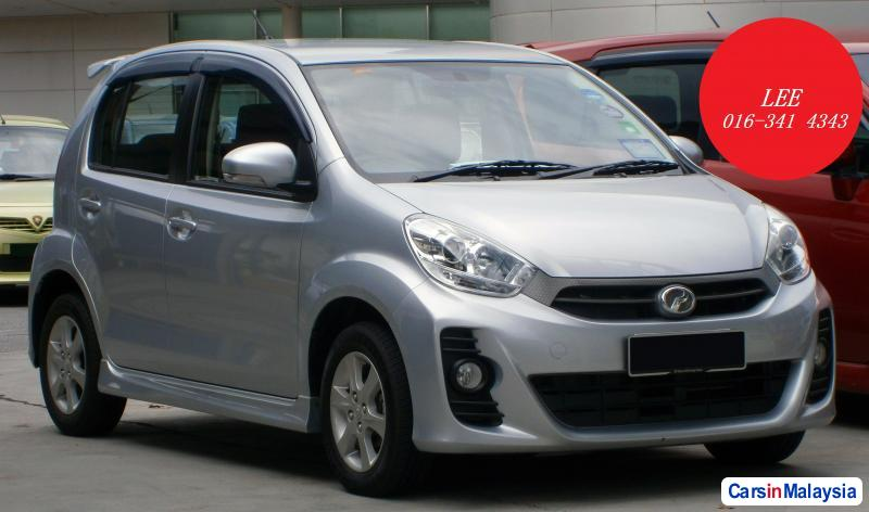 Picture of Perodua Myvi Automatic
