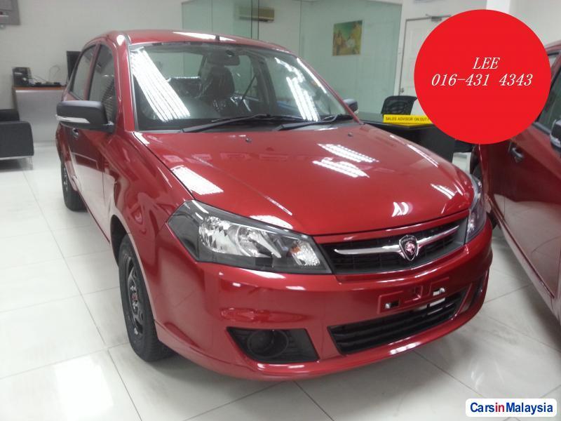 Pictures of Proton Saga Automatic