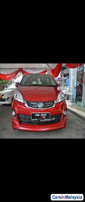 Picture of Perodua Alza in Malaysia