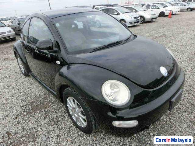 Picture of Volkswagen Beetle Automatic 2002