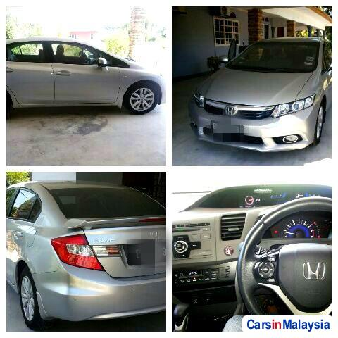 Picture of Honda Civic 2012