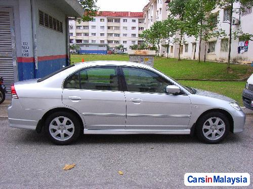 Picture of Honda Civic 2004