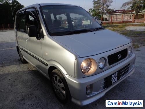 Picture of Perodua Kenari Manual 2003