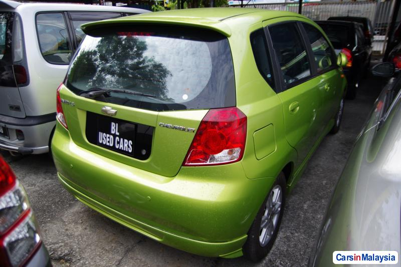 Picture of Chevrolet Aveo Automatic 2004