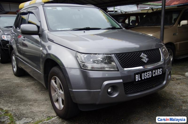 Picture of Suzuki Grand Vitara Automatic 2007