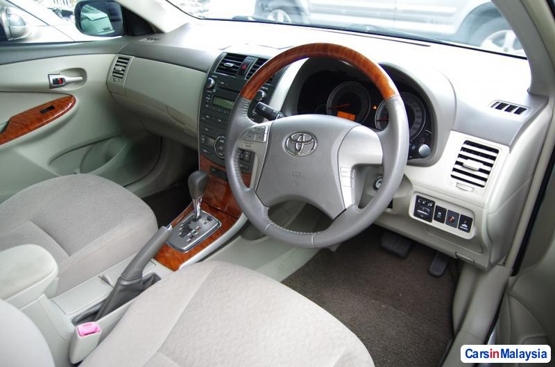 Picture of Toyota Altis Automatic 2008