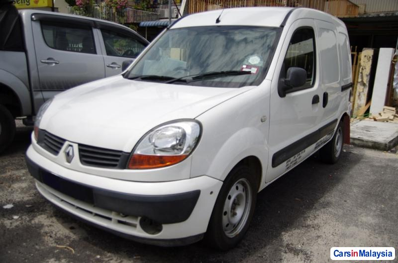Picture of Renault Kangoo Manual 2007