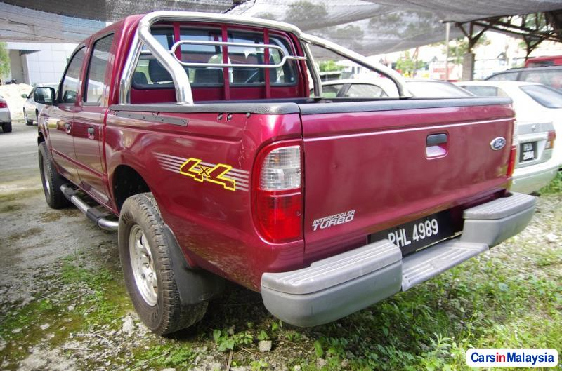 Picture of Ford Ranger Manual 2006