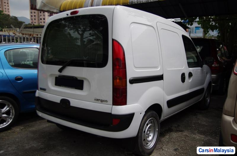 Pictures of Renault Kangoo Manual 2007