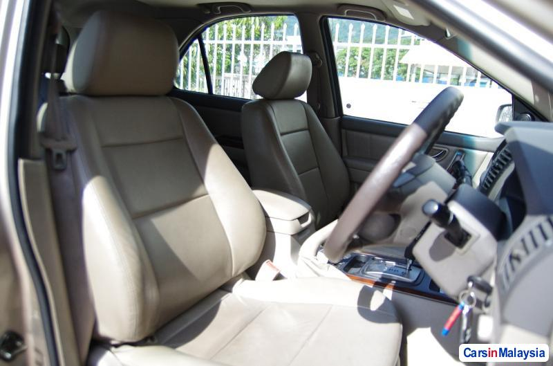 Pictures of Kia Sorento Automatic 2005
