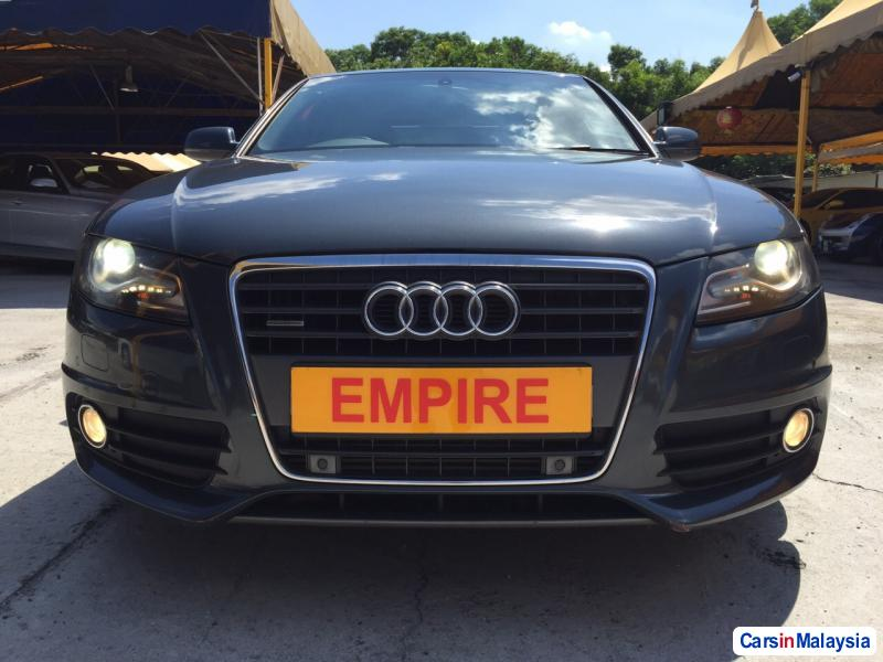 Pictures of Audi A4 Automatic 2010
