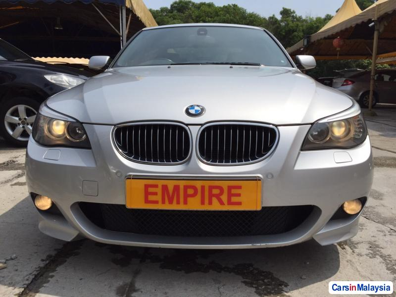 Picture of BMW 5 Series Automatic 2012