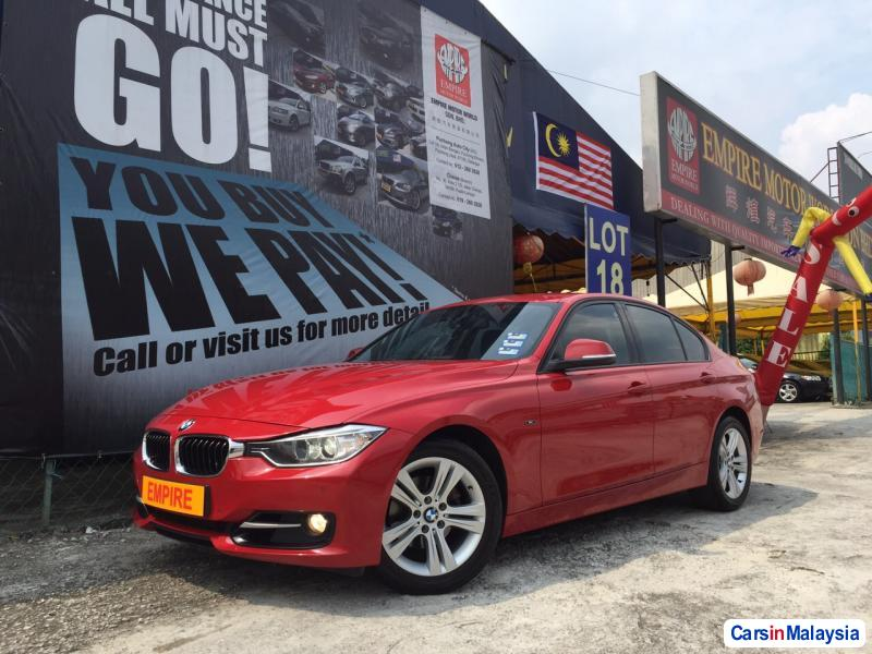 Pictures of BMW 3 Series Automatic 2013