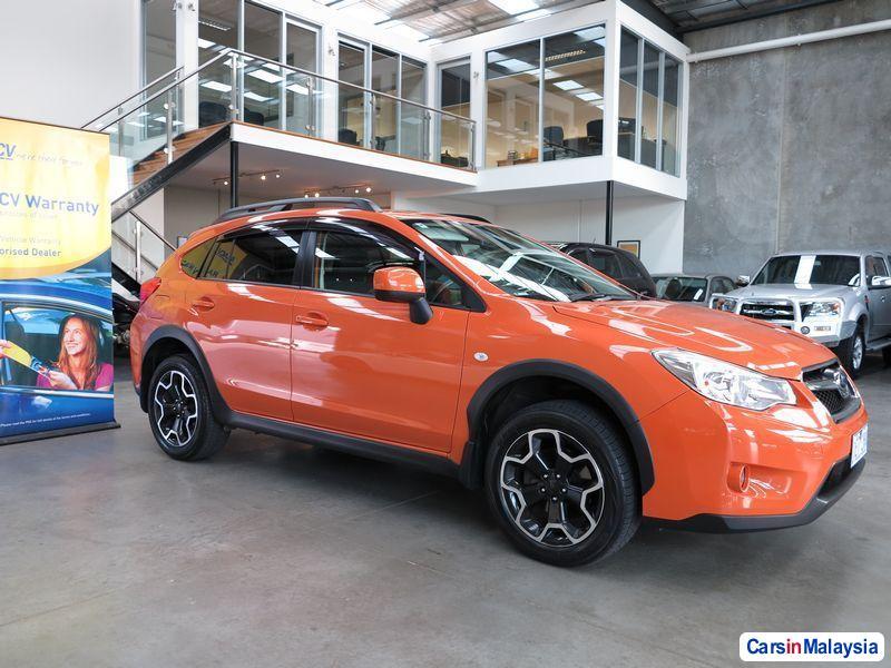 Picture of Subaru XV Automatic 2012