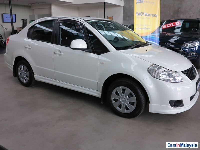 Picture of Suzuki SX4 Automatic 2007