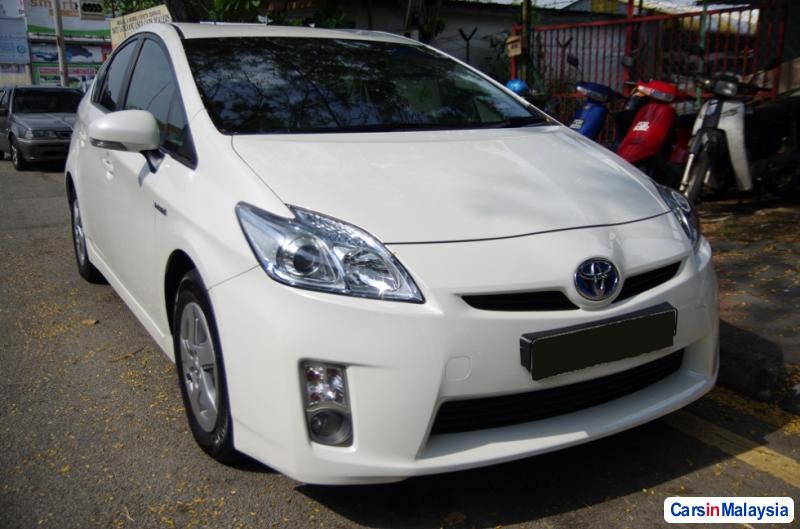Toyota Prius Automatic 2010