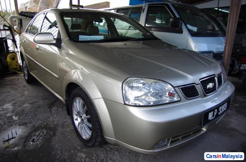 Chevrolet Optra Automatic 2003