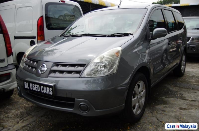 Nissan Grand Livina Manual 2010
