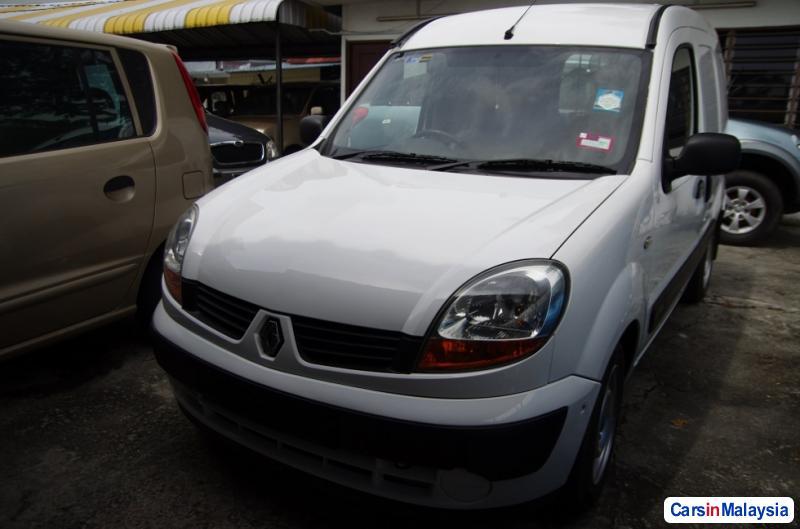 Renault Kangoo Manual 2007
