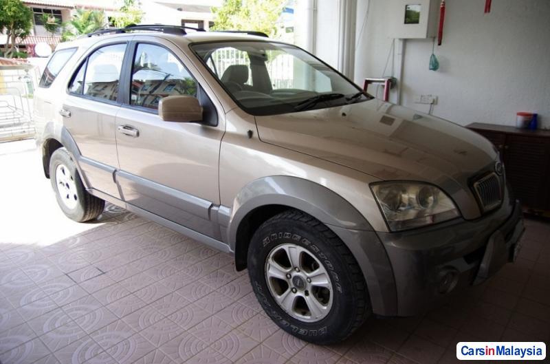 Kia Sorento Automatic 2005