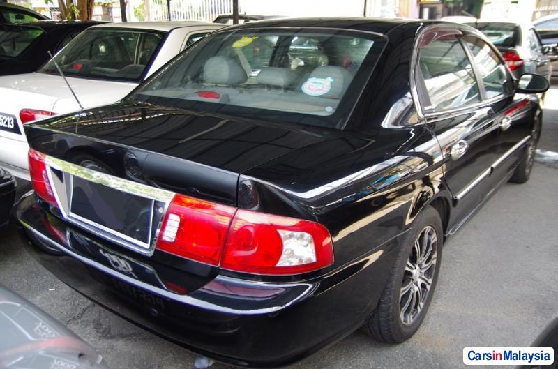 Kia Optima Automatic 2005