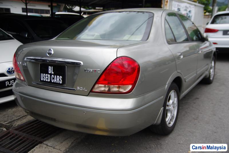 Nissan Sentra Automatic 2004