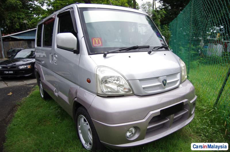 Proton Juara Automatic 2001