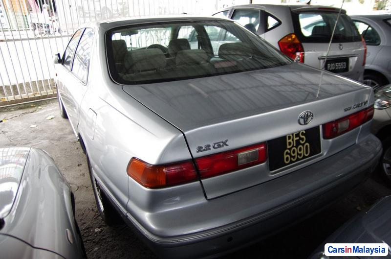 Toyota Camry Automatic 1999