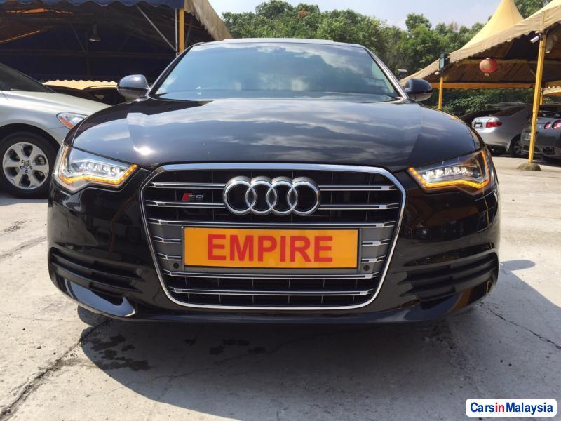 Audi A6 Automatic 2013