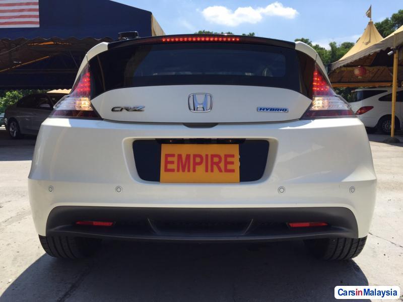 Honda CR-Z Automatic 2012