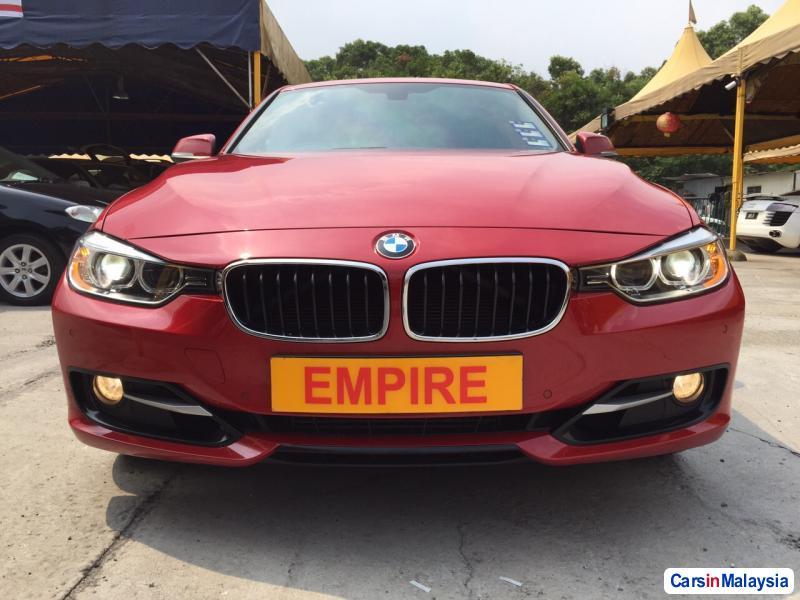 BMW 3 Series Automatic 2013