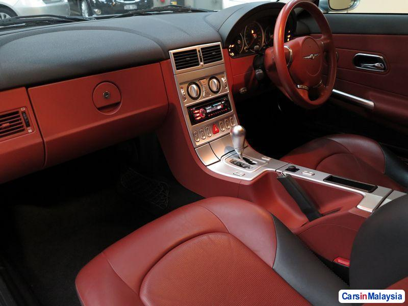 Chrysler Crossfire Automatic 2005