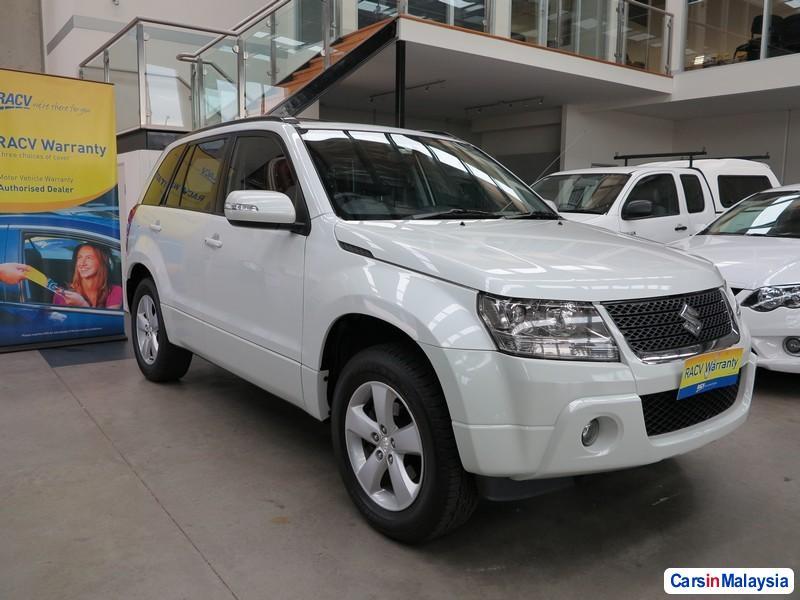 Suzuki Grand Vitara Automatic 2010