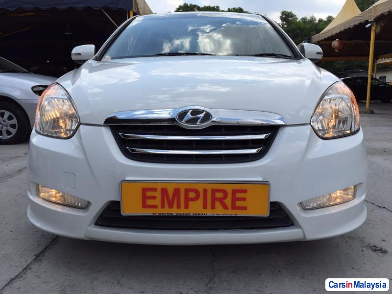 Hyundai Accent Automatic 2011