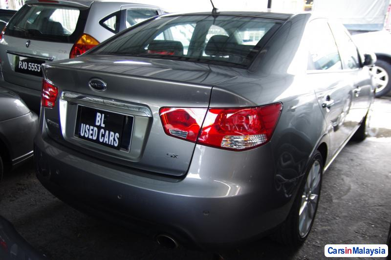 Kia Forte Automatic 2011 in Penang