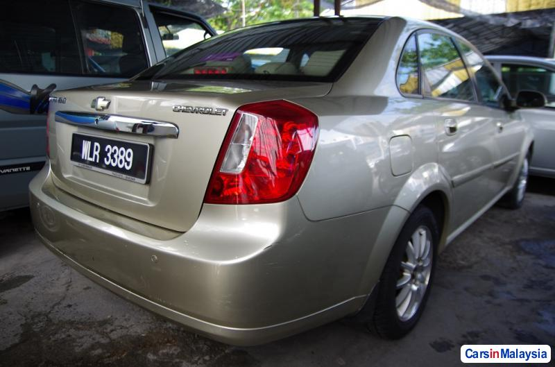 Chevrolet Optra Automatic 2003 in Penang