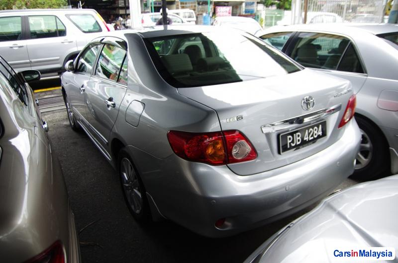 Toyota Altis Automatic 2008 in Penang