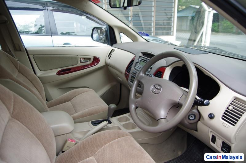 Toyota Innova Automatic 2006 in Penang