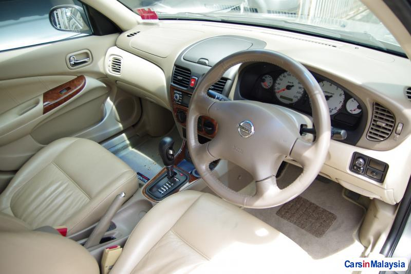 Nissan Sentra Automatic 2004 in Penang