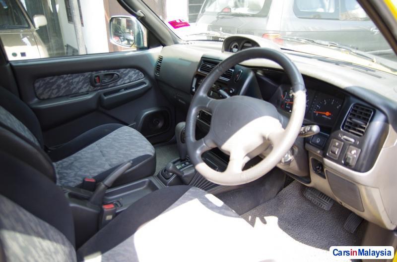 Mitsubishi Storm Automatic 2003 in Penang